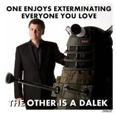 The Doctor's Real Nemesis