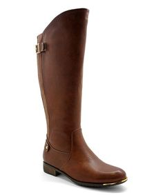 Brown Amber Boot