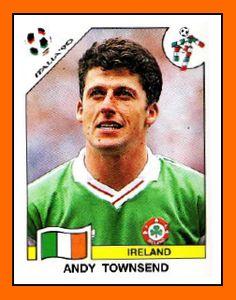 Memory lane: The Panini sticker collection of Ireland's Italia 90 squad Football Stickers, Football Cards, Baseball Cards, Liverpool, Uefa Football, America Album, Cagliari, Jack Charlton, Republic Of Ireland