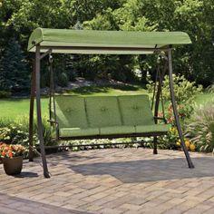 Mainstays Green Leaf Outdoor Swing, Seats 3, http://www.amazon.com/dp/B00JL1RMOG/ref=cm_sw_r_pi_awdm_3GXMtb0FJ3HRP