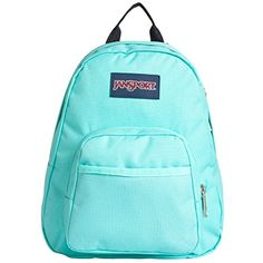 JanSport Half Pint Classic Daypack in Aqua Dash ** Find out more about the great product at the image link.