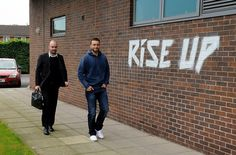 A selection of photographs as Rickie Lambert signs for Liverpool FC. Full galler... - http://footballersfanpage.co.uk/a-selection-of-photographs-as-rickie-lambert-signs-for-liverpool-fc-full-galler/