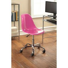 Mainstays Contemporary Office Chair, Multiple Colors $45