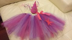 Twilight sparkle tutu and party hat