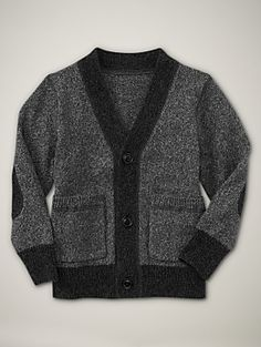Tony and I might have bought this for James. And Tony might be looking for one that matches. It has elbow patches!