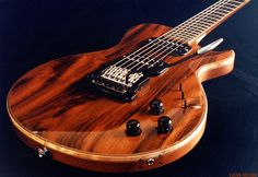 Brian Nelson Guitars MR1