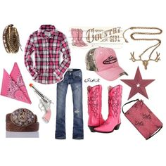 Country Girl Pink