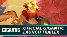 Gigantic now out on Steam! Defo a good try if you want a brand new style of MOBA.