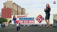 ADRIANA'S INSURANCE DESCUENTOS DE SEGUROS  No hay cargos por pagos mensuales  Recibe 50% de descuento en:  Los cambios de PólizaRenovaciones de registros de AutosTransferencias de TítuloRenovaciones de Póliza  Adriana's Insurance es la compañía de más rápido crecimiento en California y la # 1 – Podemos encontrarle el mejor precio en todos los tipos de pólizas de seguros de California, y con más de 50 ubicaciones para servirle a usted, visite cualquiera de nuestras oficinas y consulte con uno…