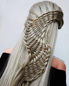 Winter Hairstyles, Up Hairstyles, Pretty Hairstyles, Braided Hairstyles, Amazing Hairstyles, Haircuts, Shot Hair, Rapunzel, Fall Hair Highlights