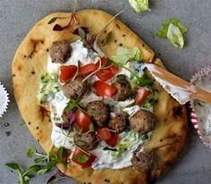 Päivitetty Lähi-idän kebab eli shawarma