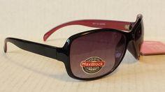 Foster Grant sunglasses black model ADMIRE #FosterGrant #Rectangular