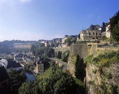 Thungen Fort, Luxembourg City.
