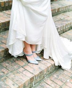 Beautiful blue heels for a french inspired wedding day Mediterranean Wedding, Romantic Wedding Inspiration, Wedding Shoes Heels, Blue Heels, Event Photography, Bride Hairstyles, Romantic Weddings, Getting Married, Wedding Day