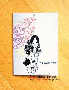 Card by Maria