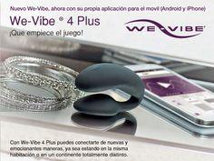 Misexoriginal: We-vibe 4 Plus!!!!! Lo último en vibradores contro...