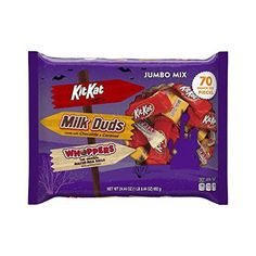 HERSHEYS Halloween Snack Size Assortment 2444Ounce Bag 70 Pieces *** Visit the image link more details.