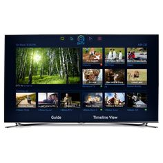 """UN65F8000 by Samsung in Brooklyn, NY - 65"""" Class (64.5"""" Diag.) LED F8000 Series Smart TV"""