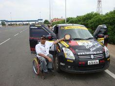 http://www.ahmedabadkiteflyers.org Samir Kakkad - Most Number of Car Rally Winner world record holder from Ahmedabad, India