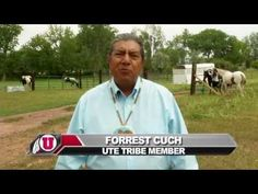 Ute Proud. A message from the Ute tribe.