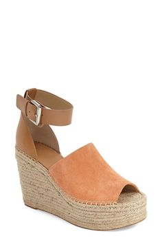 ae48b0fd2be Free shipping and returns on Marc Fisher LTD  Adalyn  Espadrille Wedge  Sandal (Women