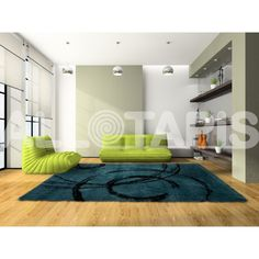 Tapis shaggy turquoise pour salon Sidy http://www.allotapis.com/tapis-de-salon/2636-tapis-shaggy-turquoise-pour-salon-sidy.html