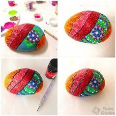 Manualidad piedras pintadas para sujetar puertas Stone Art, Cactus, Rocks, Google, Ideas, Decorative Rocks, Painted Rocks, Creativity, Doors