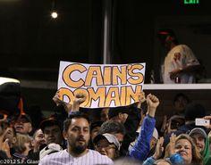 Matt Cain's Perfect Game, June 12, 2012 - #SFGiants #PerfectCain