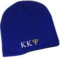 Skullcap (Beanie)-Kappa Kappa Psi  Item Id: PRE-KKYBEANIE-RB  Price:  $19.00 Kappa Kappa Psi, Zeta Phi Beta, Greek Clothing, Line Jackets, Fraternity, Sorority, Baseball Hats, Beanie, Beanies