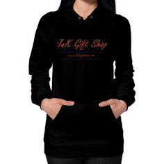 Hoodie (on woman) - JnK Gift Shop