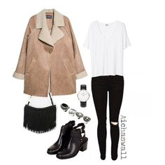 aichaswall's photo on Instagram Polyvore, How To Wear, Jackets, Outfits, Inspiration, Image, Instagram, Fashion, Down Jackets