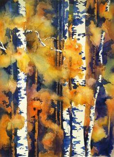Anji Grainger.        Watercolor                                                                                                                                                                                 More