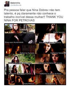 A nossa Nina é incrível <3