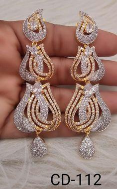 Drop Earrings, Gold, Jewellery, Beautiful, Fashion, Moda, Jewels, Jewelry Shop, Fashion Styles