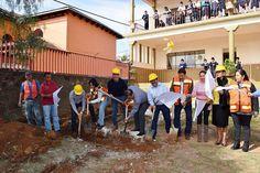 María Guadalupe Díaz mencionó que para la realización de esta obra se tiene contemplada una inversión por el orden de un millón 693 mil 763 pesos en beneficio de 584 estudiantes