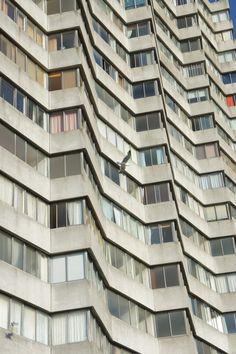 Arlington House, Margate #brutalism