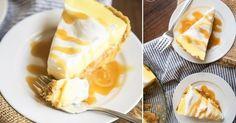 Cómo+hacer+un+pastel+cremoso+de+plátano+acaramelado+¡sin+horno!