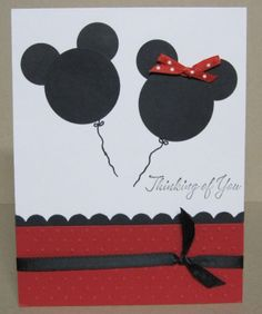 cute layout for a kid's card or invite