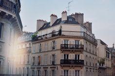 the Paris look