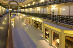 You Can Now Live Inside America's First Shopping Mall for $550 a Month  - CountryLiving.com