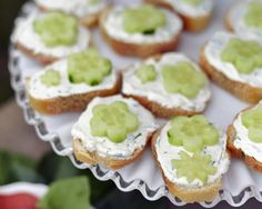 These open-faced little cucumber tea sandwiches are sure to be a hit with the whole family. They're sophisticated and flavorful enough to be appealing to the parents, but simple and fun enough for the kids to help make. Click here to see 11 Open-Faced Sandwiches for Summer. ...