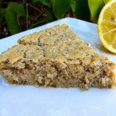 Low-Calorie Desserts: Lemon Chia Seed Cake - Dessert Recipes: Mouthwatering Low-Calorie Desserts - Shape Magazine