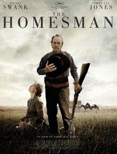 Nuevo tráiler y póster de 'The homesman', el western con reparto estelar de Tommy Lee Jones