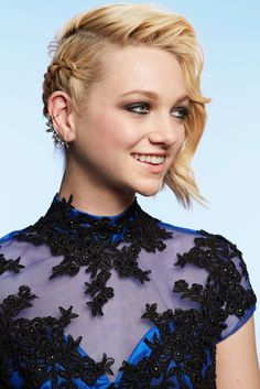 9 Stunning Prom Hairstyles For Short Hair