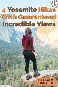4 Yosemite Hikes With Guaranteed Incredible Views, Yosemite National Park. Best views include Artist Point, Cook's Meadow, Vernal Fall, and Mariposa Grove. Us National Parks, Yosemite National Park, Scenic Photography, Night Photography, Photography Tips, Landscape Photography, Aerial Photography, Yosemite Falls, Yosemite Hiking