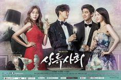 High Society - 2015 Korean drama. I really liked this!!!