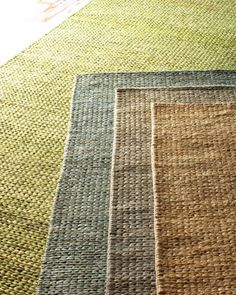 Earth Tones Braided Rug, 5' x 8' - Horchow