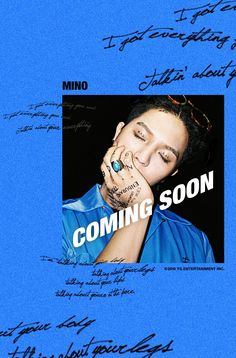 [MINO - COMING SOON] originally posted by http://yg-life.com  #MINO #송민호 #미노…