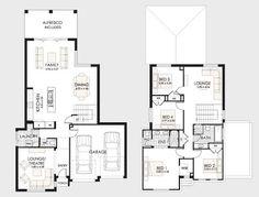 Vamos a ver 8 diseños de planos de casas de dos niveles con sus respectivas fachadas para poder tener ideas de diseño, haciendo pequeñas variaciones puedes hacer cambios tanto en la distribución d…