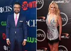 Britney Spears y Jaime Camil juntos en la serie de Jane the Virgin